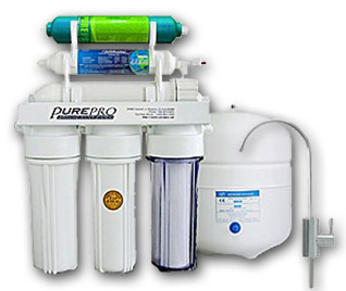 Reverzna osmoza - Naprava za filtriranje vode PurePro EC106 Alkaline