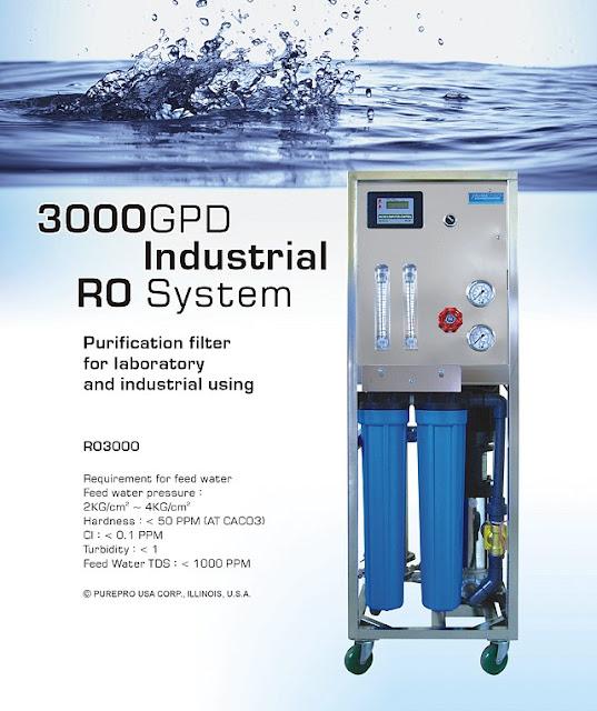 Reverzna osmoza PurePro RO-3000