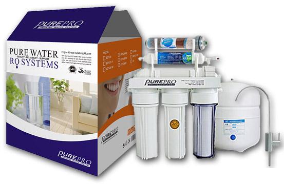Reverzna osmoza - PurePro EC106 Antioksidant Alkaline