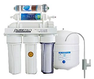 Reverzna osmoza - Naprava za filtriranje vode PurePro EC106 Antioksidant Alkaline