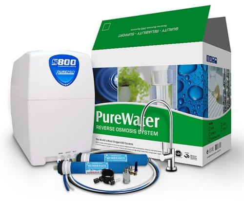Reverzna osmoza - PurePro S800 Lux