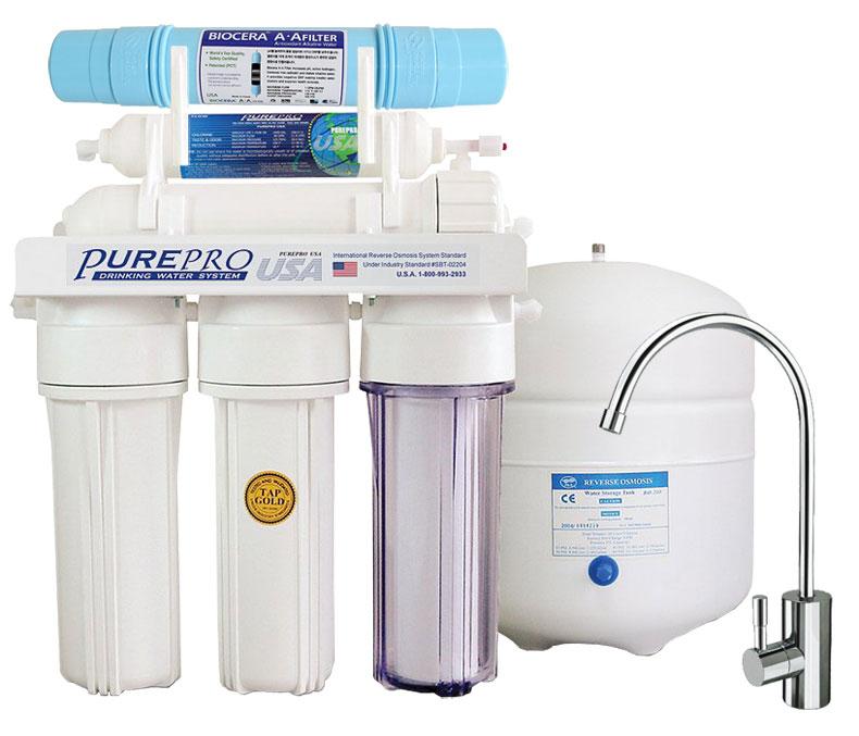 Reverzna osmoza PurePro® EC106 Biocera Antioxidant Alkaline